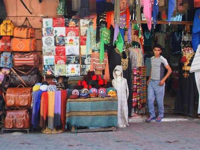 Marrakech ⵎⵕⵕⴰⴽⵯⵛ مراكش